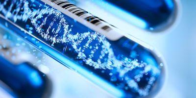 Genetic Testing Concept