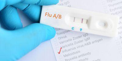 Influenza Diagnostic Methods: RT-PCR vs. RIDTs