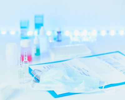 Inside a Clinical Lab During the COVID-19 Pandemic