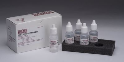 Verichem Laboratories Offers Multi-Analyte, Bio-Synthetic, NIST Traceable, Urine Chemistries Standards Kit