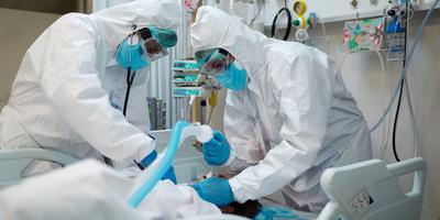 Immune Predictors of COVID-19 Cases That Fare the Worst