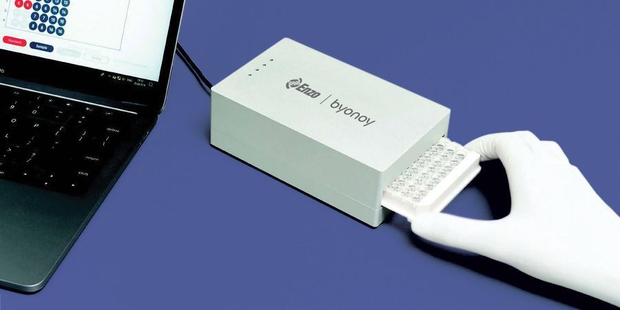 New Portable Microplate Reader Simplifies Laboratory Workflow