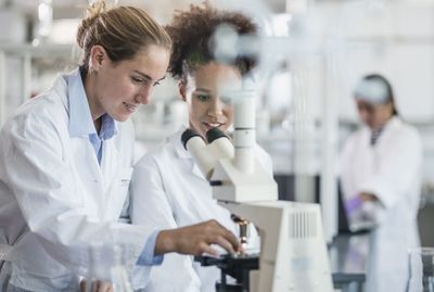Developing the Next Generation of Laboratory Leaders