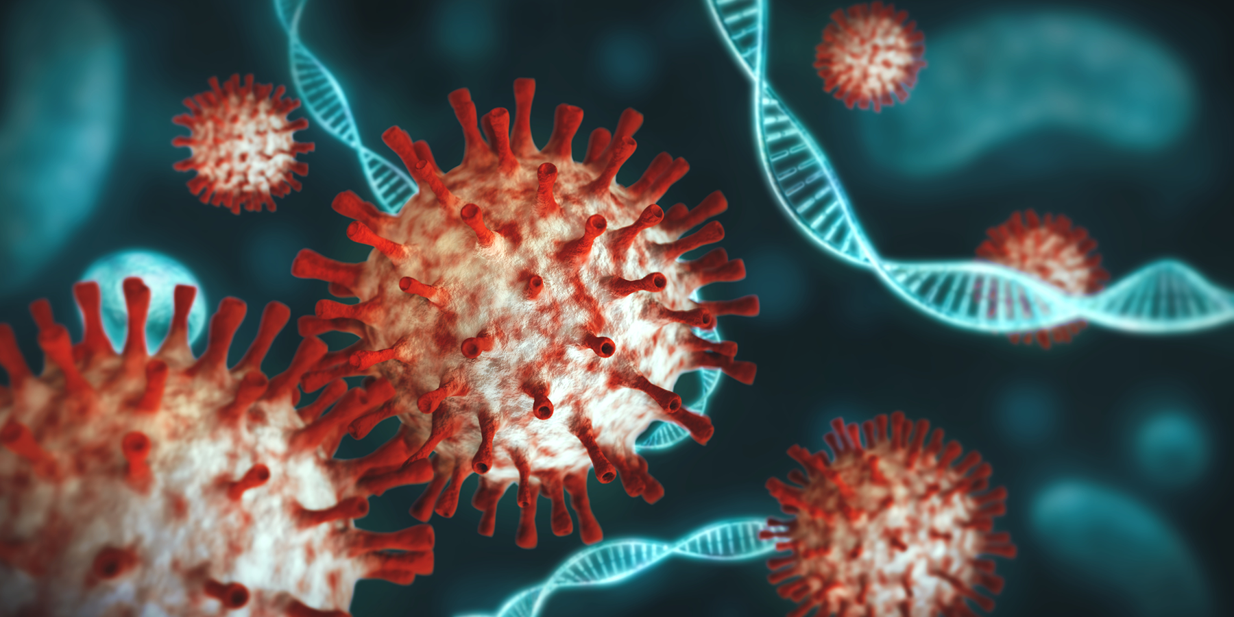 Study Finds Genetic Clues to Pneumonia Risk and COVID-19 Disparities