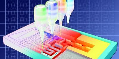 3D Printing Lays the Foundation for New Diagnostic Tests
