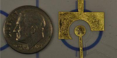 New CRISPR-Based Viral Detection Assay Uses Gold Leaf Electrodes