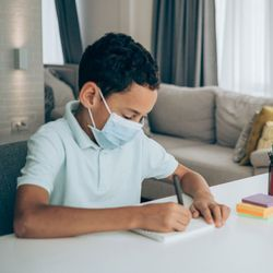 In Youth, COVID-19 Causes More Complications Than Flu