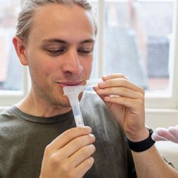 Clinical Trial Shows Testing Saliva for COVID-19 Is as Reliable as Nasal Swab
