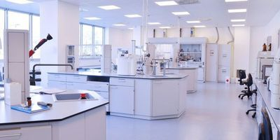 Four Ways Lab Design Can Boost Productivity