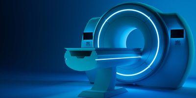 Image of an MRI machine